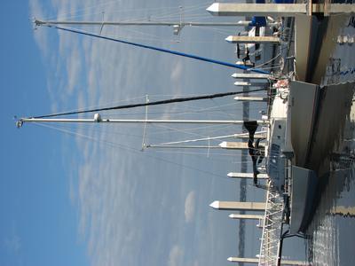 at NAS Naval Air Station marina Jacksonville Fla.