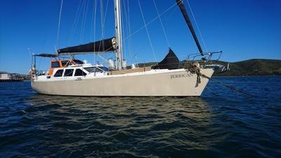 Jerrican A Dix 43 Pilothouse Sailboat For Sale