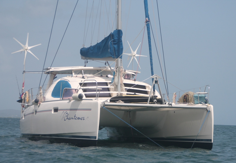 'Chantemer', a Leopard 40 Catamaran for sale