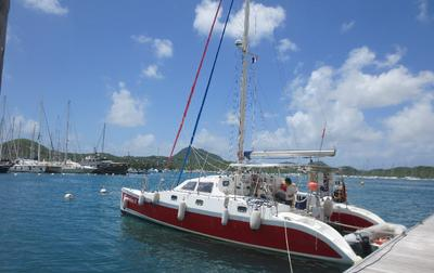 Mañana', a Woods Catamaran for sale
