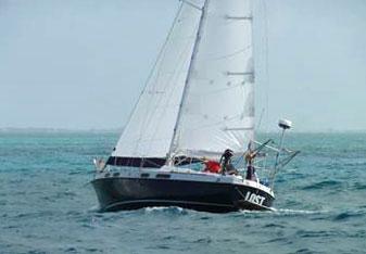 A Morgan 33 Cruising Sailboat for sale
