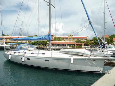 s/y'Nemo' - A Gib'Sea 51 cruising sailboat for sale