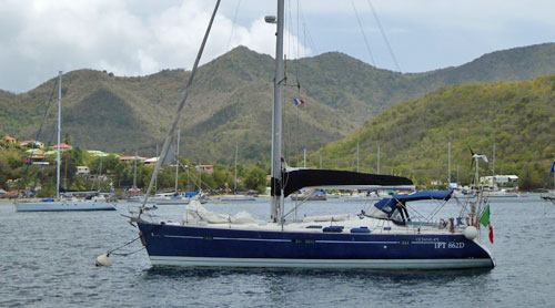 The Frnch-Built Oceanis 473