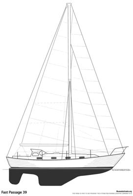 Pax Vobiscum' , Fast Passage 39 For Sale