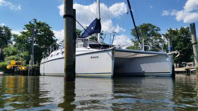 PDQ 32 Classic Altair Catamaran for sale