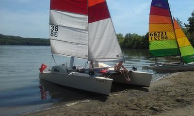 Reynolds 21 Catamaran