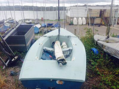 Tasar Dinghy and Sails