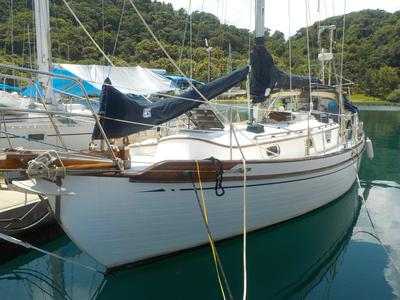 Tayana 37 Sailboat for sale $86000