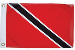 St Kitts & Nevis courtesy ensign
