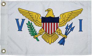 USVIs flag
