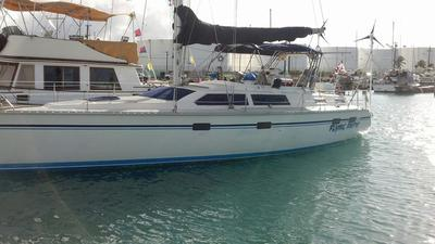 Flying Faith A Hunter Passage 42 Sailboat For Sale 75 000 Obo