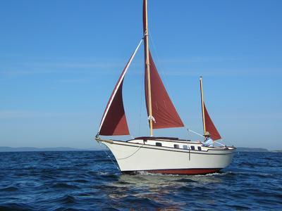 Sailing the Maine Coast