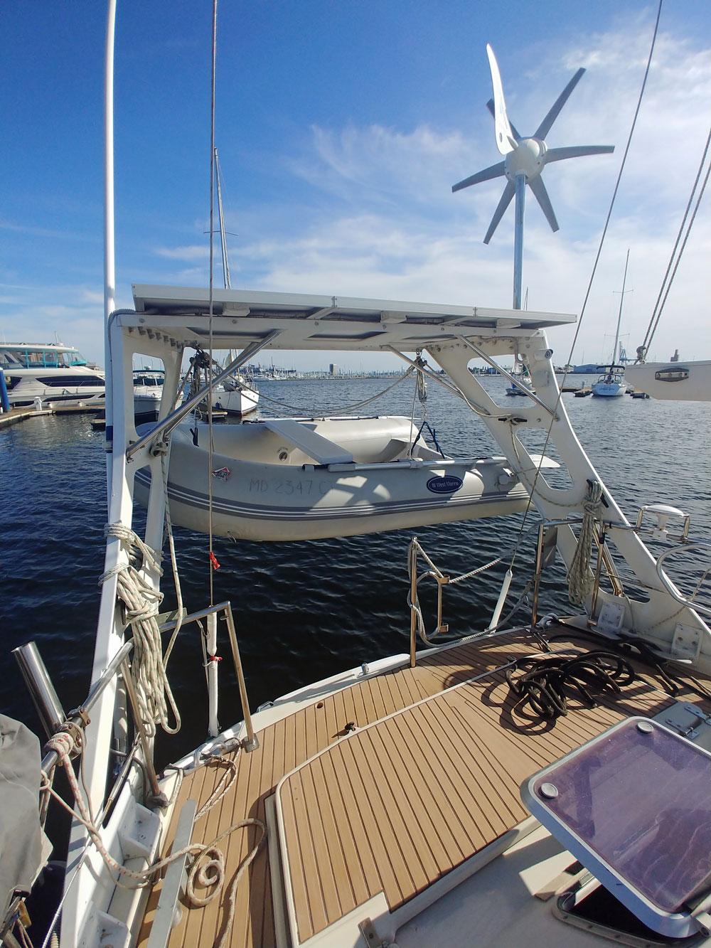 Amel Super Maramu 2000 sailboat for sale