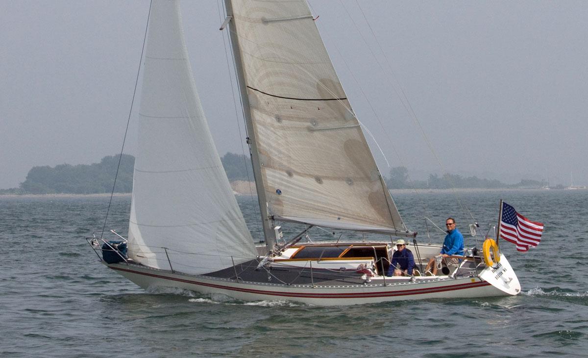 Aphrodite 101 sailboat