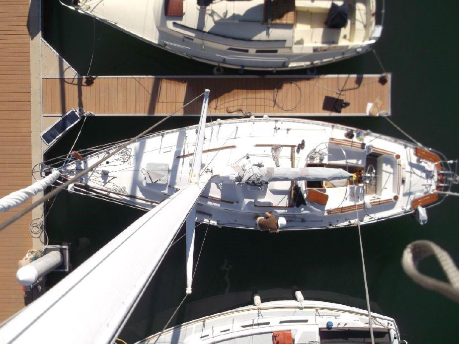 Cavalier 39 sailboat for sail