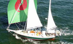 'Ananda', a Cherubini 44 Ketch for sale