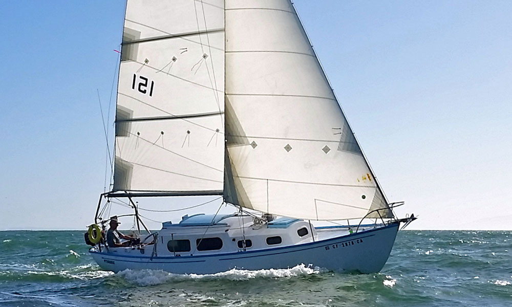 popular types of sailboats illustrated and described in detail