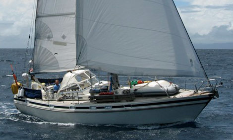 'Coconut', a Contest 41S sailboat For Sale