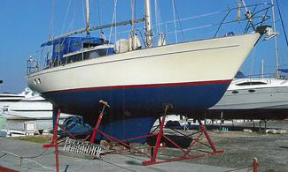 'Blue Aegean II', a Dufour CT12000 (46ft) Ketch for Sale