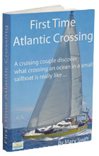 eBook: 'First Time Atlantic Crossing' by Mary Swift