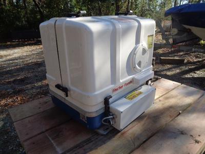 Fisher Panda 8kw Diesel Generator