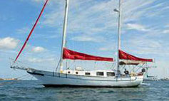 Formosa 41 Ketch for Sale