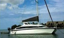 Gemini 3200 catamaran for sale