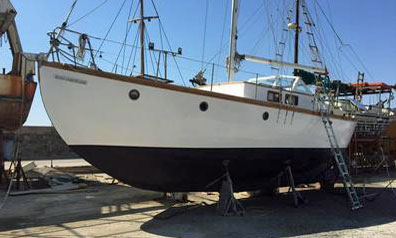 'Maid Jacqueline', a Hillyard Classic Cutter for Sale