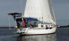 'Namaste', a Hunter 30 for sale