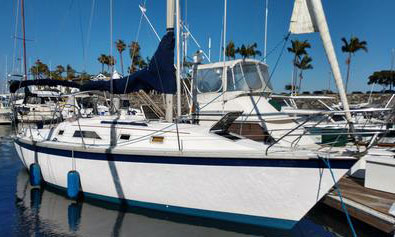 'Crush-n-Brew', a Hunter 31 Sailboat for Sale