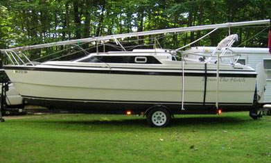 Macgregor 26X Trailor/Sailer for Sale
