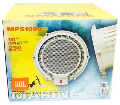 MPS1000 color White 250-watt, 10