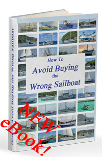 New eBook - How to Avoid Buying the Wrong Sailboat