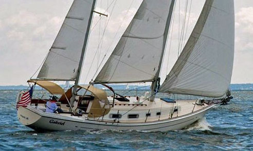 Princess 36 ketch