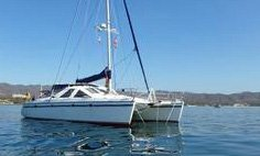 'Zafarse', a Privilege 42 catamaran for sale