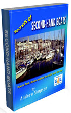 eBook: 'Secrets of Buying Secondhand Boats' by Andrew Simpson