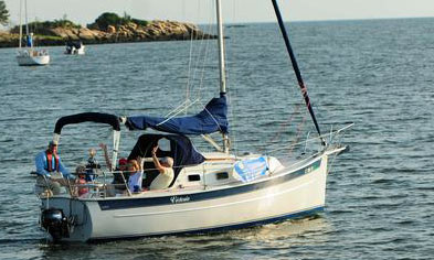 Seaward 25 cruiser for sale