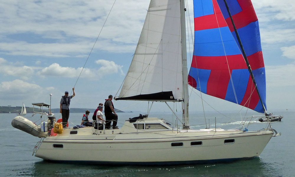 A Southerly 115 Swing Keel Cruiser