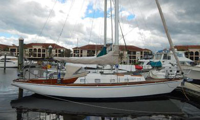 'Esther', a Swan 36 for Sale