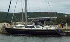 Mañana, a Taswell 49AS sailboat for sale