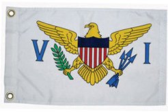 USVI courtesy ensign