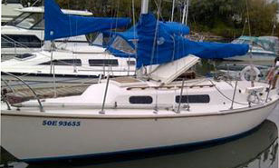 Viking 28 Sailboat for sale
