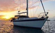 'Windward Lady', a Westerly Oceanlord 41 for sale