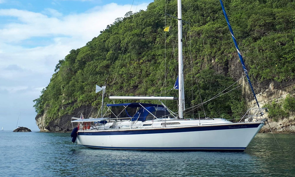 'Windward Lady' a Westerly Oceanlord 41