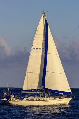 Pavlov sailing