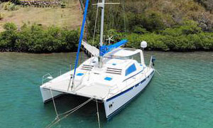 Leopard 47 Catamaran for sale