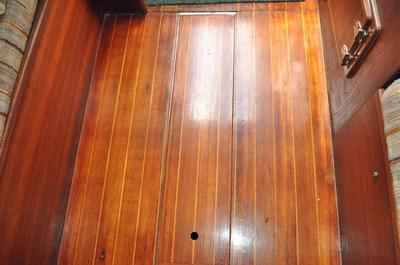 The Saloon Flooring